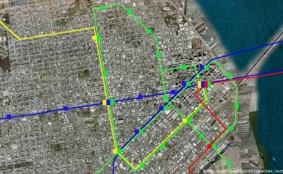 Sf Subway Map Dream.A Smart Pipe Dream Transbay Blog