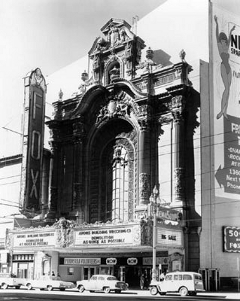 San Francisco Fox Theater