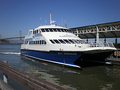 Alameda Harbor Bay ferry