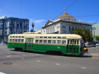 Streetcar at Market & Octavia