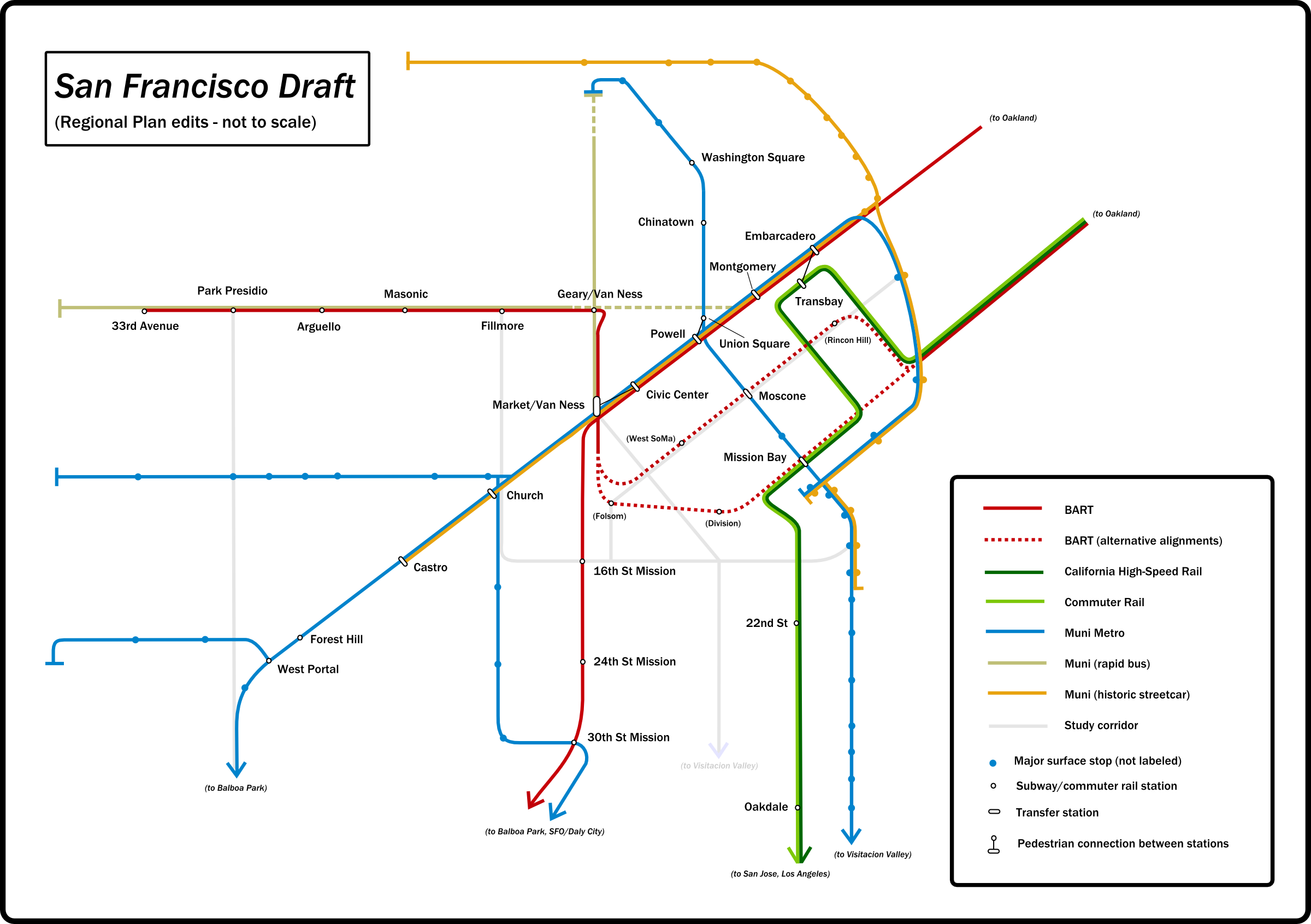 Hyperlinear Bart Map Burrito Justice