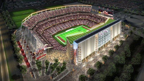 Santa Clara 49ers Stadium Proposal