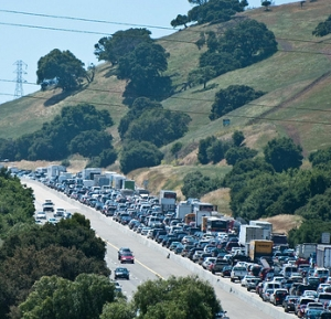 Interstate 680, Sunol Grade