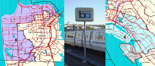 BART Districts 4 and 8