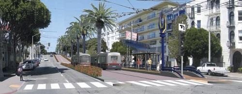 Van Ness BRT