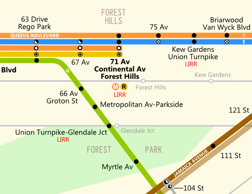 Excerpt from subway alternative map. Click through for full diagram.